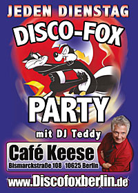 Discofox Tanzen in Berlin